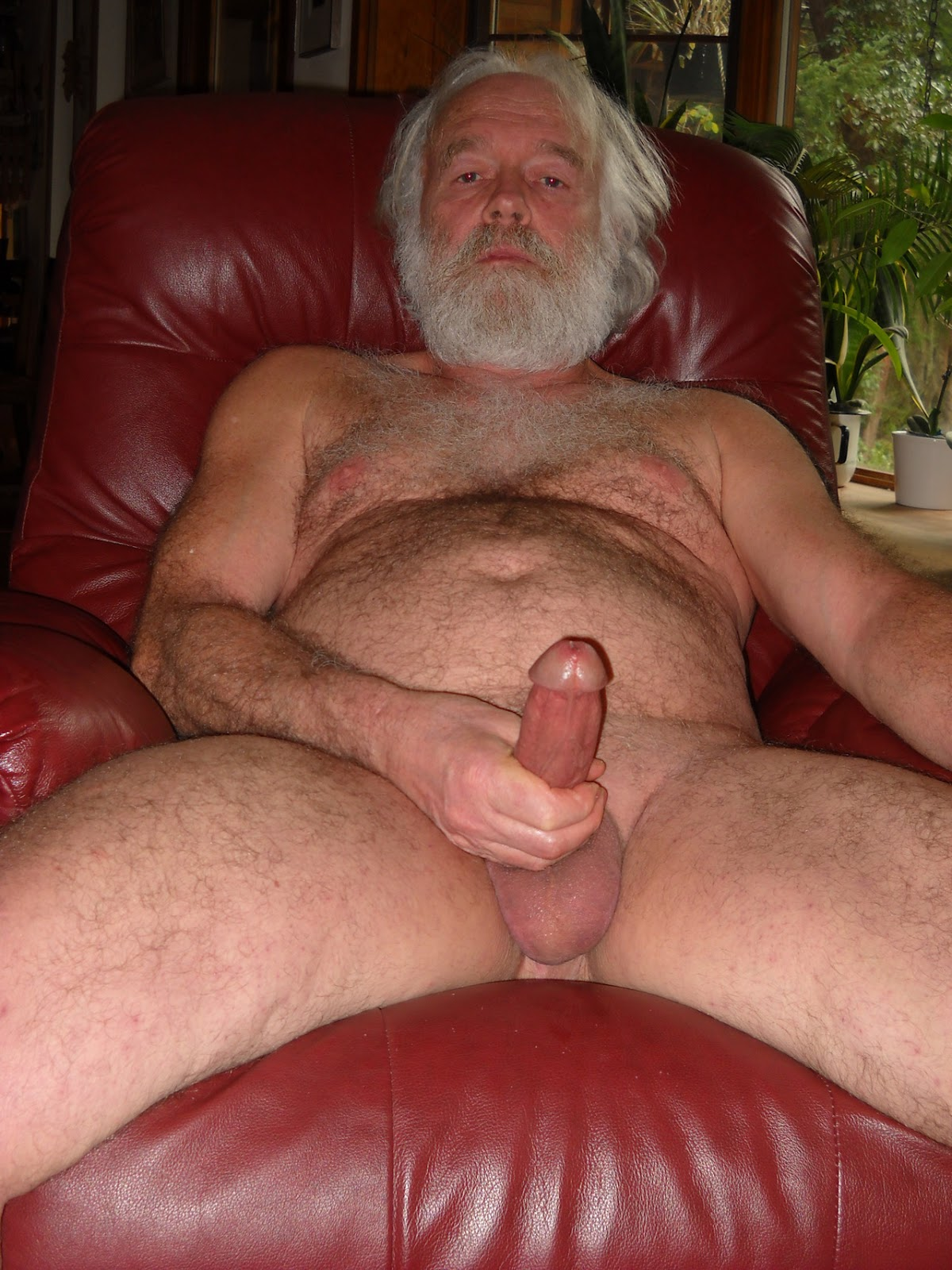 Straight moustache daddy fuck hard blond guy