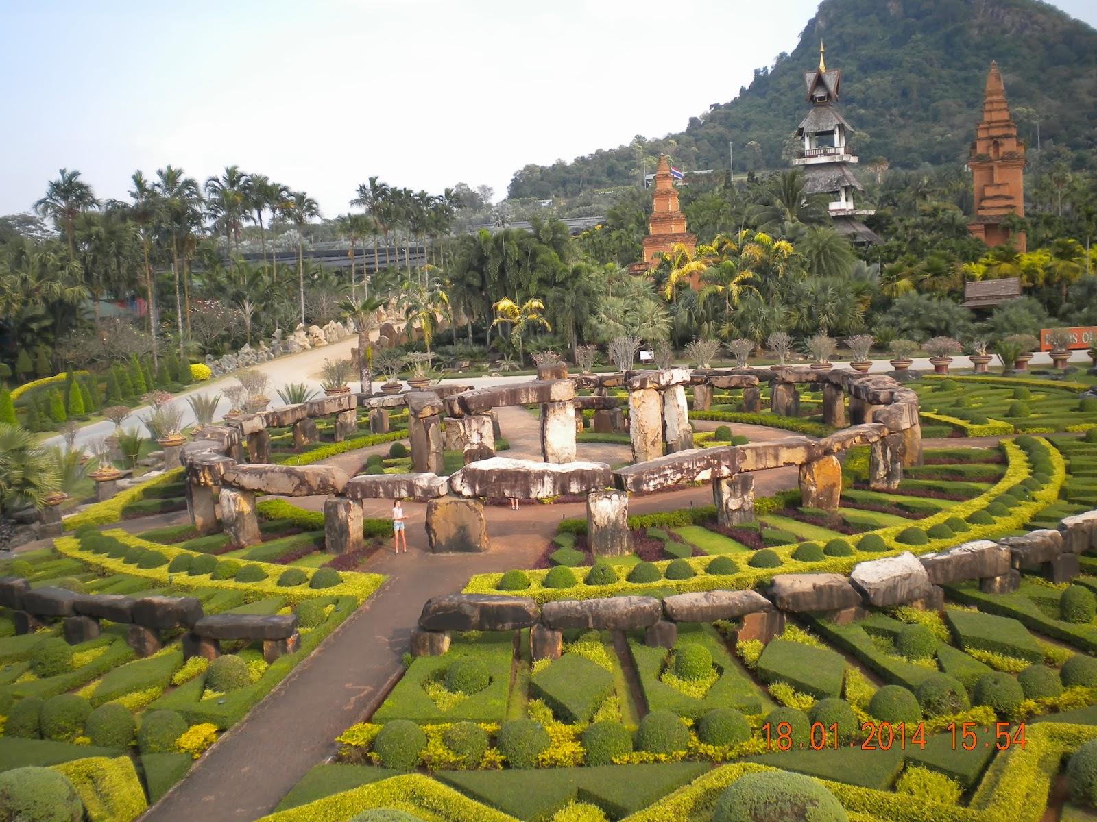 ChristianPFC - Adventures in Thailand: Nong Nooch tropical garden ...