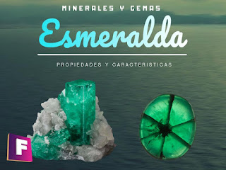 Esmeralda - Propiedades y caracteristicas | foro de minerales