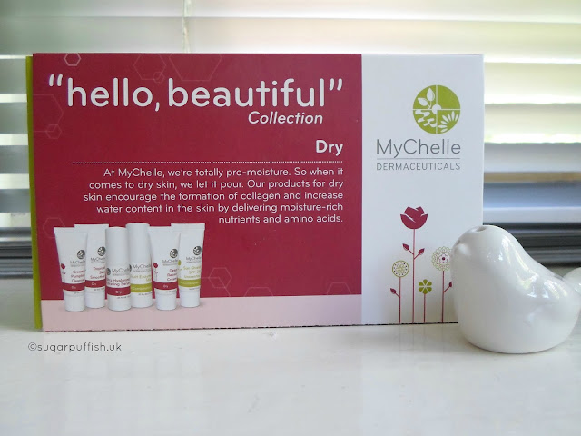 Review MyChelle Hello Beautiful Collection Dry