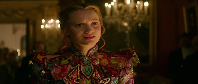 Single Resumable Download Link For Movie Alice Through The Looking Glass 2016 Download And Watch Online For Free