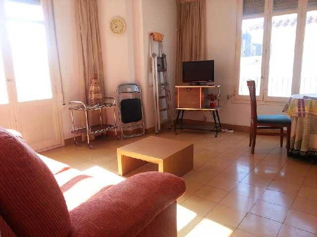 piso en venta ronda magdalena castellon salon1