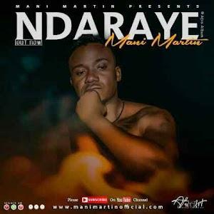 Download Mp3 | Mani Martin - Ndaraye