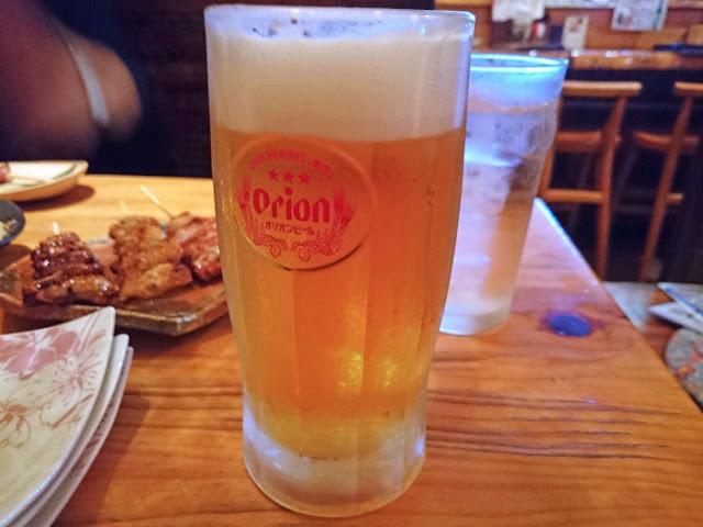 オリオンビールの写真