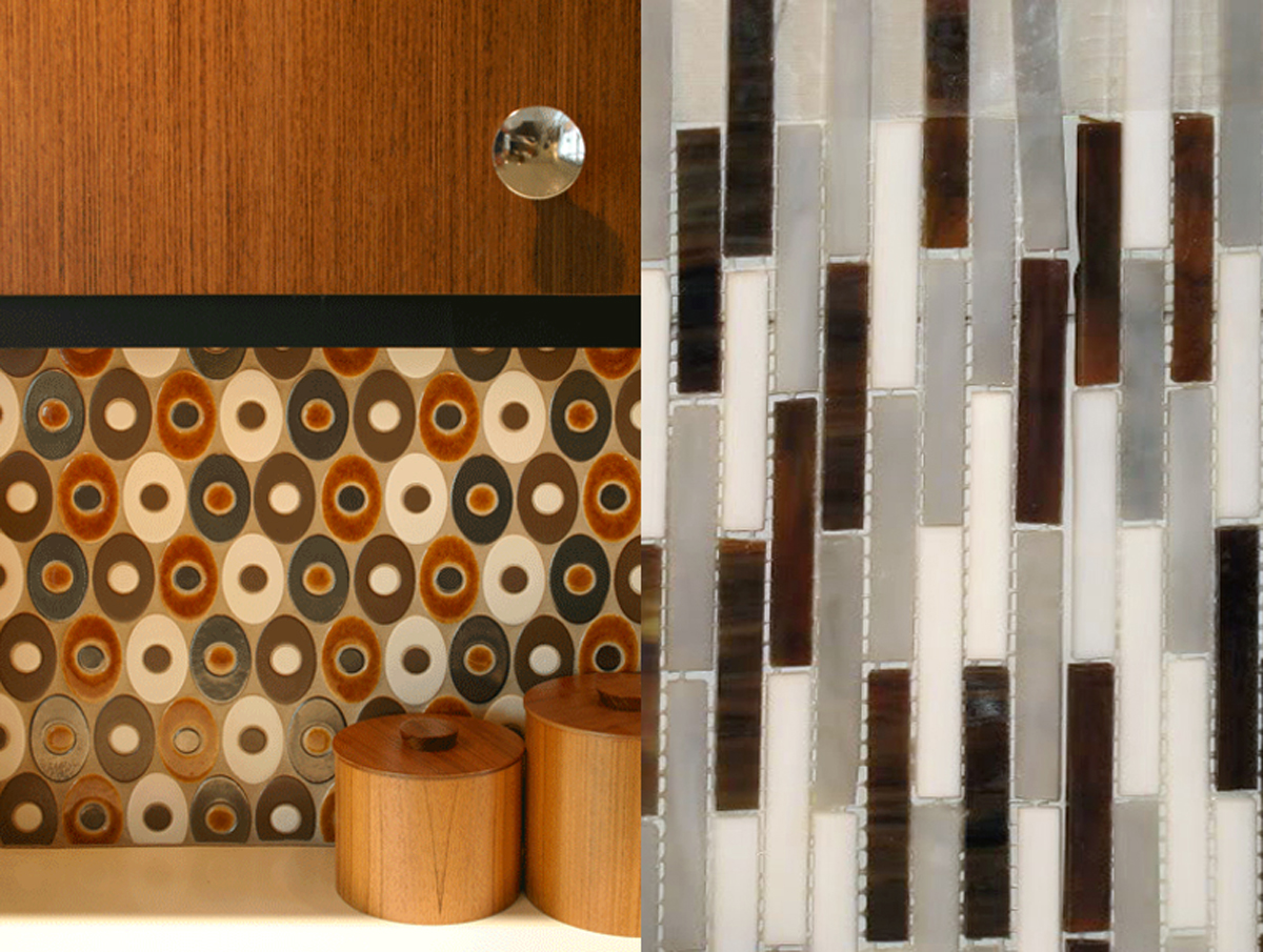 Talking Tile for your Charlotte MidCentury Modern Home