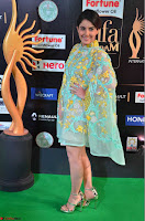 Isha Talwar in Transparent Cute Small mni dress at IIFA Utsavam Awards 2017  Day 2    HD Exclusive Pics 09.JPG