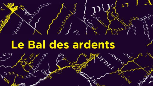 Le Bal des ardents, Fabien Clouette, éditions de l'Ogre - bandeau