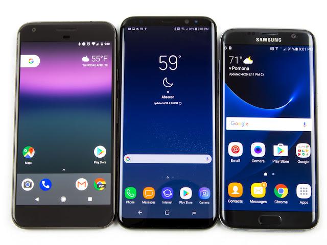 Review Flagship Samsung Galaxy S8: Perangkat keras baru yang cantik