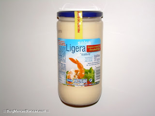 Salsa ligera suave HACENDADO (mayonesa light)