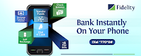 Fidelity Bank USSD Code for Money Transfer (bank Codes) - (*770#)