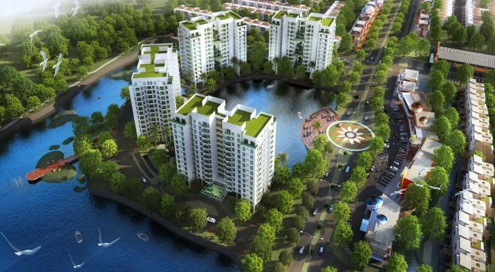 Apartemen Citra Lake Suites