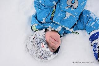 Schneeanzug