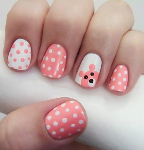 decoracion de uñas infantiles para niñas
