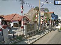 Menelusuri WIlayah Desa Larangan Melalui Google Earth (bagian 1)