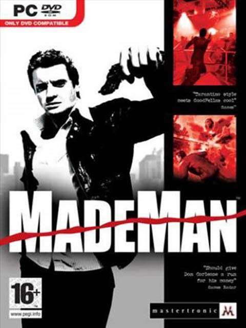 تحميل لعبة Made Man مضغوطة برابط واحد مباشر + تورنت كاملة مجانا