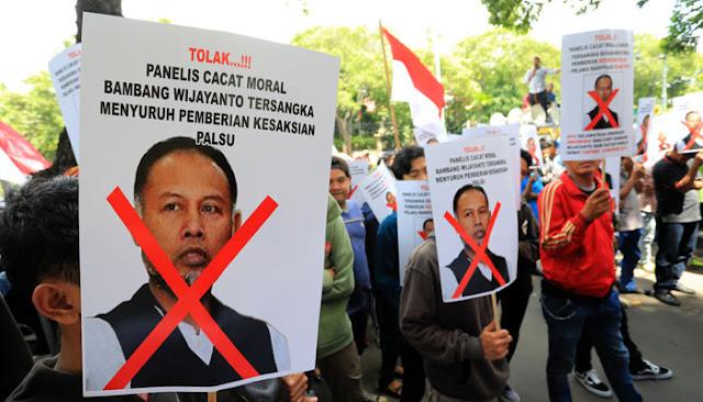 Kecewa BW Dicoret dari Panelis Debat, BPN Prabowo Singgung Kasus Novel