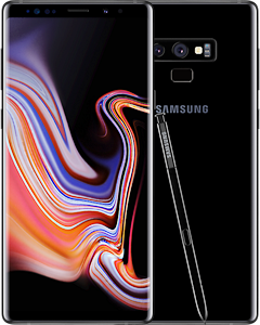 Samsung Galaxy Note 9 vs LG K10 2017: Comparativa