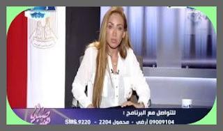 برنامج صبايا الخير 3-8-2015 مع ريهام سعيد