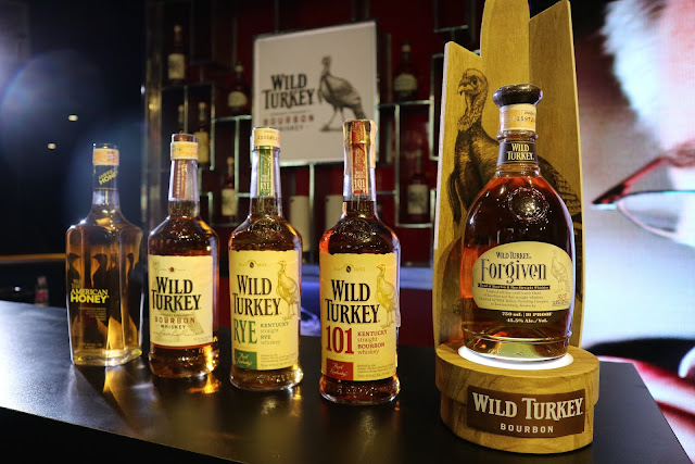 Wild Turkey Bourbon Whiskey Master Class with Eddie Russell