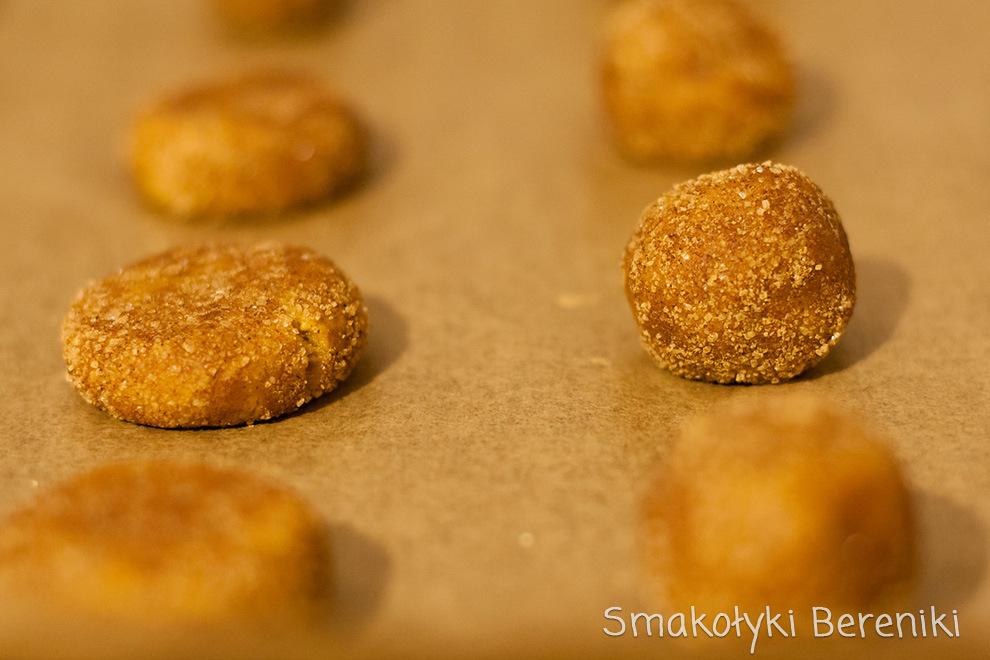 Pyszne ciasteczka dyniowe