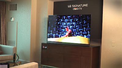 LG en el CES 2016