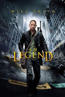 movie poster for I Am Legend