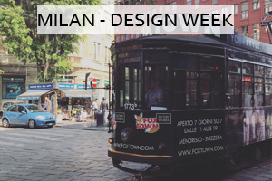 city guide Design Week Milano