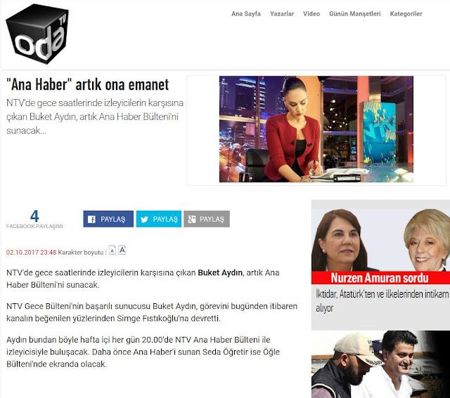 akademi dergisi, Mehmet Fahri Sertkaya, ferit şahenk, ntv, oda tv, sabetayistler, gizli yahudiler, buket aydın, deniz baykal, gerçek yüzü, fetö,