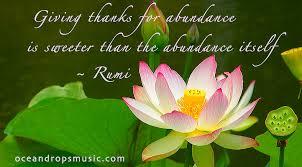 Mengenang Puisi Rumi, Fenomenal Yang Abadi