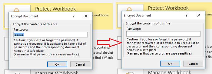 Cara Membuka File Excel yang Diproteksi / Dipassword Dengan