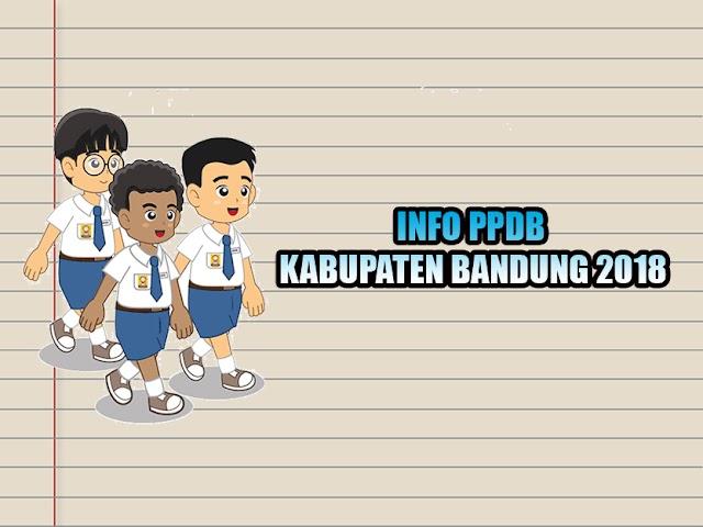 Jalur Prestasi dan Jalur Afirmasi PPDB Kabupaten Bandung 2018