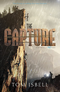 The Capture by Tom Isbell book cover