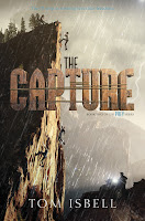 The Capture by Tom Isbell book cover and review