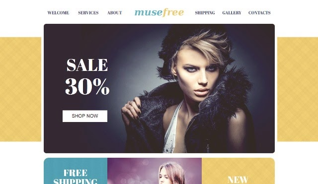 RePhoto - Fashion Muse Template