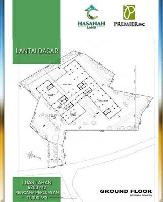 Apartemen Syariah Hasanah Tower