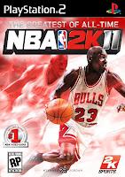 NBA 2K11 (PS2) 2011