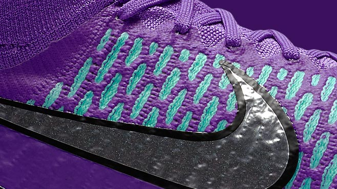 93678de37484 The purple   silver Nike Magista Obra 2016 football boots are set to be  worn by the likes of Mario Götze