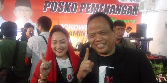 Pencetus Mobil Esemka Deklarasi Dukung Jokowi-Ma'ruf