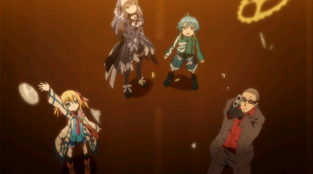 Clockwork Planet Episode 03 Subtitle Indonesia