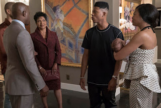 Who Plays Angelo's Mom On Empire? Diana Dubois? Phylicia Rashad