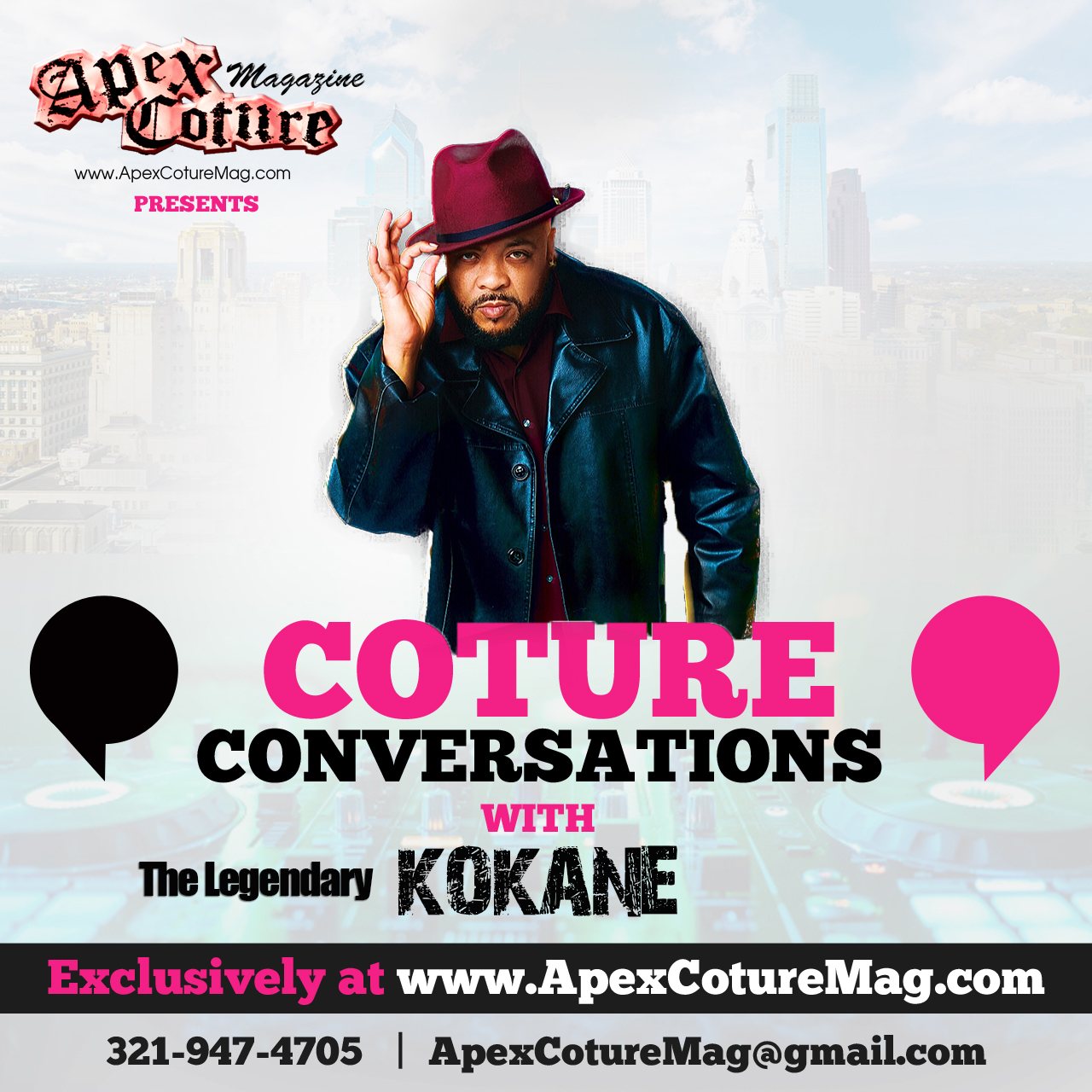 Kokane Coture Coversation