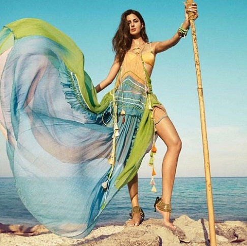 Katrina Kaif Vogue India Photoshoot