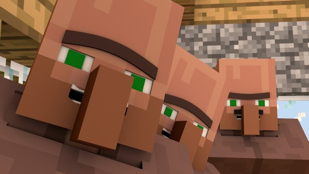 Griefers in Minecraft