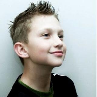 Model Rambut Untuk Anak Laki-Laki