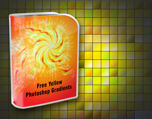 10 250 Free Yellow Photoshop Gradients