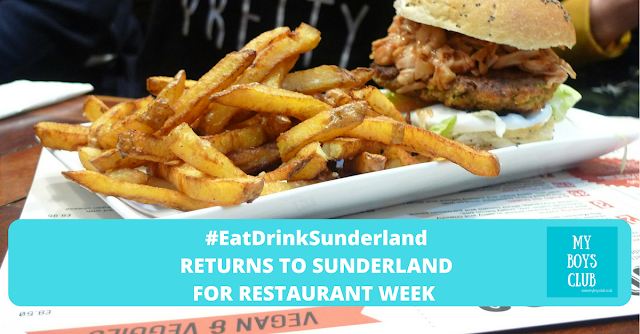 #EatDrinkSunderland Returns to Sunderland For Restaurant Week