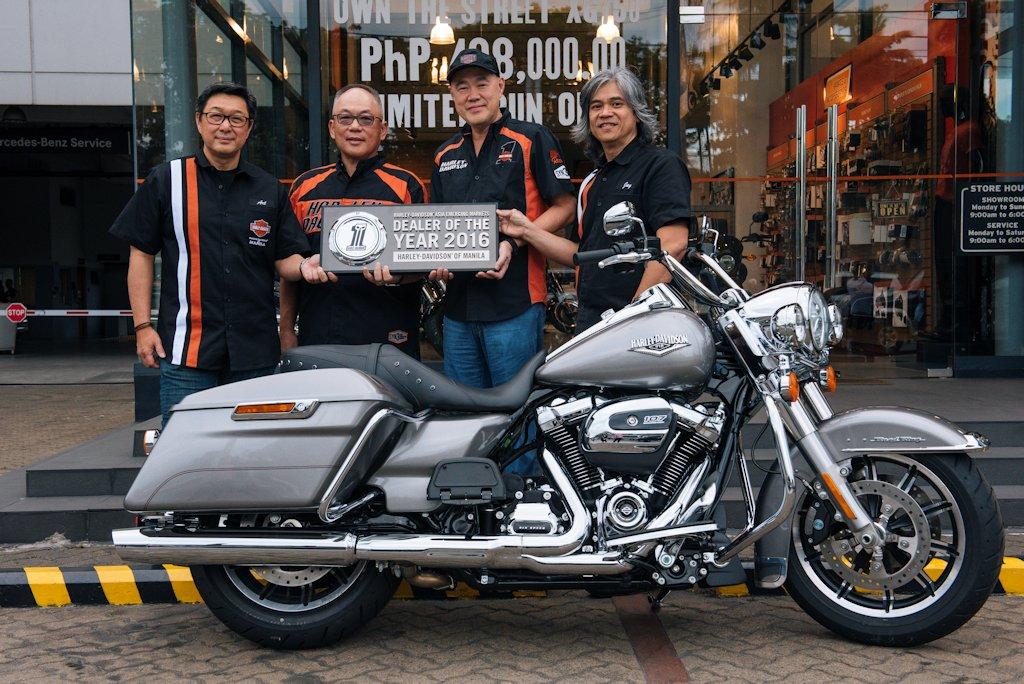 Harley Davidson Dealers Meeting