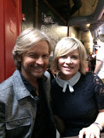 Video Interview: chatting with 'Days of our Lives' Stephen Nichols and Mary Beth Evans