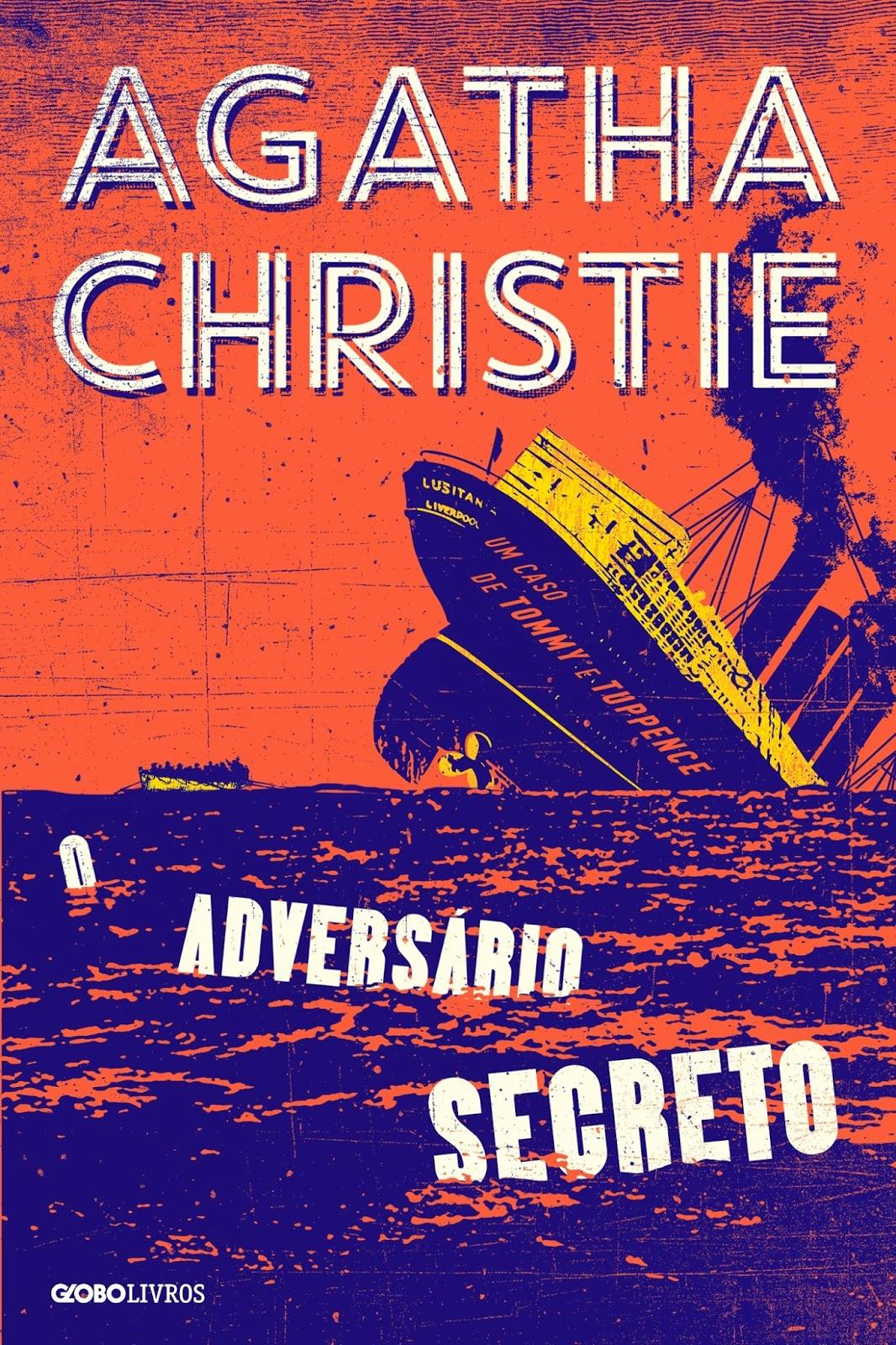 668f3ac337b Cultivando a Leitura  Globo Livros reedita Agatha Christie com novo projeto  gráfico