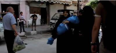 قصة 3 أطفال سوريين في مدينة حلب+صور